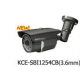 Super High Quality Sony Effio 700 TV Lines Day/Night Bullet Camera